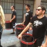 Street Drumming wiht RPK